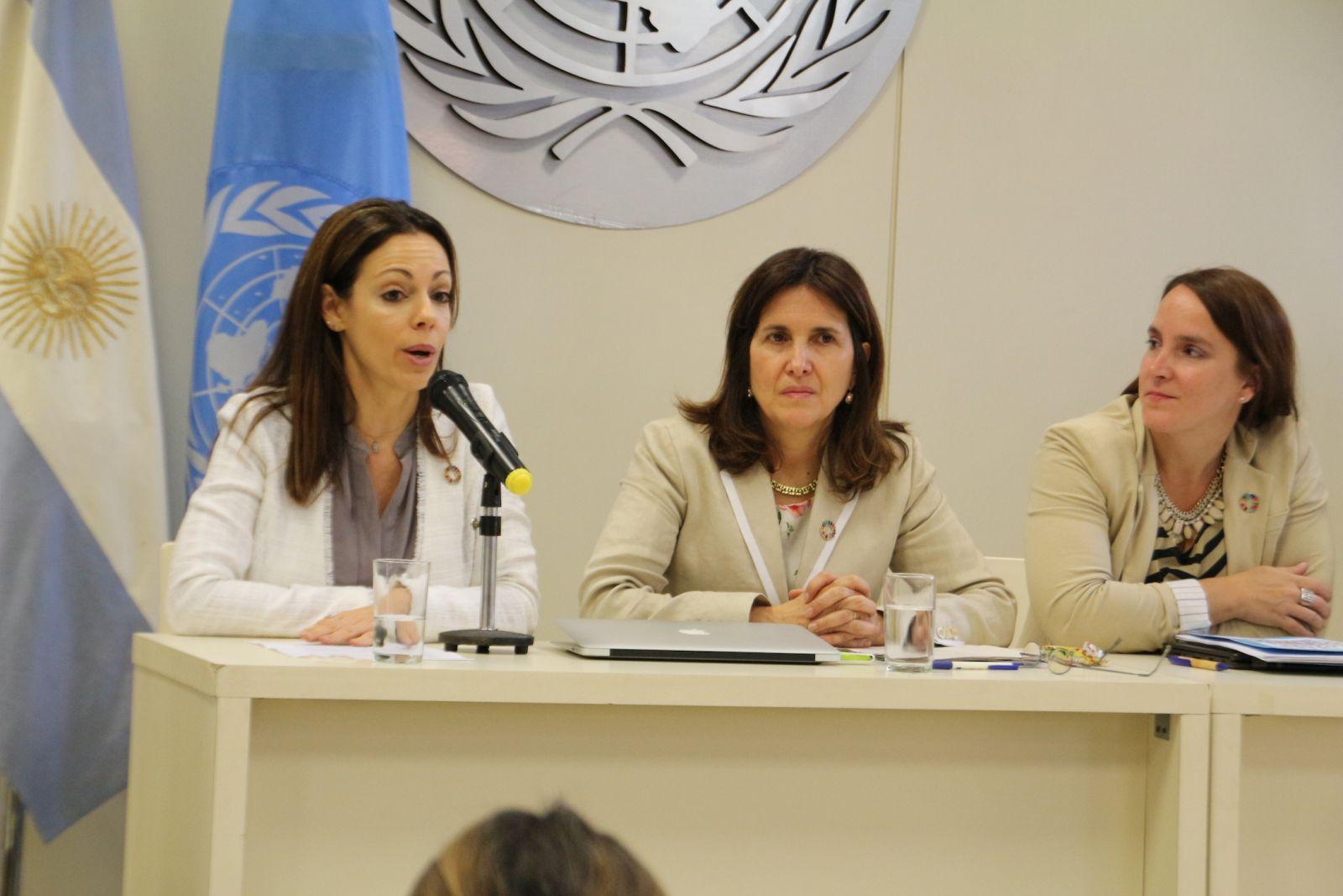 Estefanía Giganti Naciones Unidas