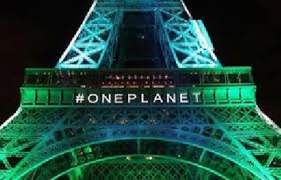 La One Planet Summit redobló la apuesta climática