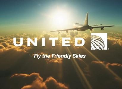 United Airlines emprende vuelo hacia aires más limpios