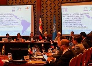 América Latina y el Caribe tienen su primer tratado ambiental