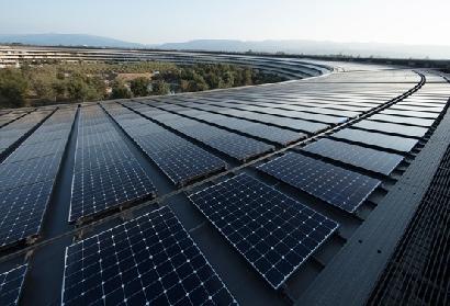Apple ya funciona globalmente con 100% de energía renovable
