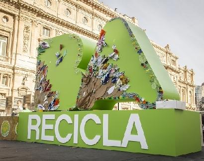 La Ciudad disminuyó más de 11.000 toneladas de basura
