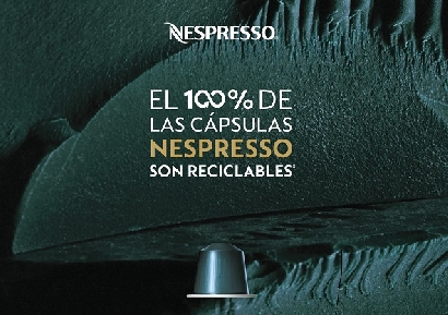 Nespresso potencia su recycling program