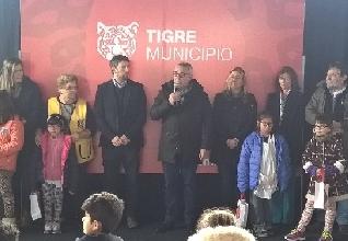 """Volkswagen y el Municipio de Tigre festejaron un nuevo aniversario de """"Para Verte Mejor"""""""