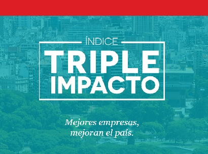 Sistema B lanzó el Índice de Triple Impacto Empresario en Argentina