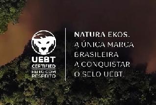 Natura obtuvo la certificación UEBT para su línea Ekos