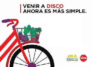 Disco fomenta la movilidad sustentable