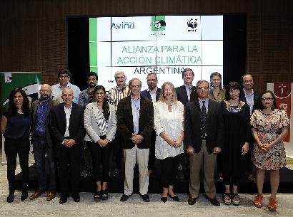 Se lanzó la Alianza para la Acción Climática Argentina