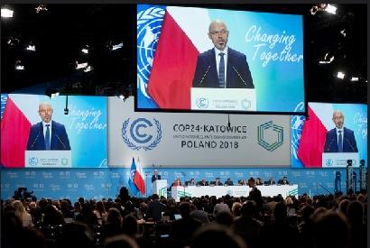 Arrancó la COP24
