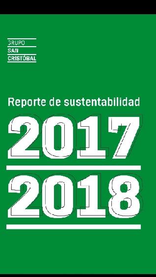 Grupo San Cristóbal publicó su primer Reporte de Sustentabilidad