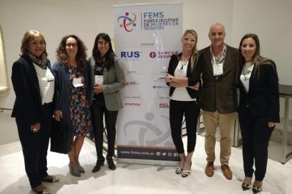 Río Uruguay Seguros dio el presente en el lanzamiento de FEMS 2019