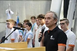 La Escuela Técnica Roberto Rocca se prepara para su primera promoción