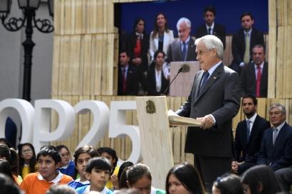 Santiago de Chile será la sede de la COP25