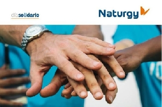 Naturgy abrió la convocatoria para participar de Día Solidario