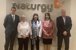 Fundación Naturgy, CEC y UCA, juntas en la promoción del consumo responsable de la energía