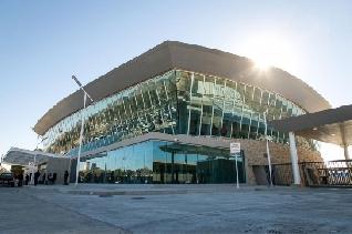 Comodoro Rivadavia inauguró el primer aeropuerto 100% sustentable de la Argentina
