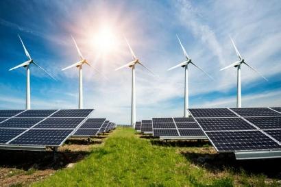 Las fuentes eólica y solar producirán la mitad de la energía mundial para 2050
