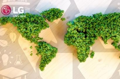 """LG se compromete a un """"2030 Carbono Cero"""""""