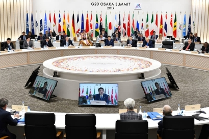 Las resoluciones climáticas del G20 en Osaka 2019