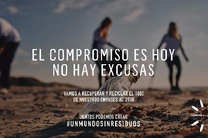 Coca-Cola, en busca de #UnMundoSinResiduos