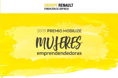 Fundación Renault estrena el Premio Mobilize Mujeres Emprendedoras