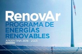 La matriz energética argentina suma más renovables para abastecer a 250.000 hogares