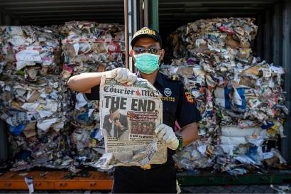 Australia prohibirá la exportación de residuos reciclables