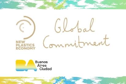 La Ciudad se compromete con la Nueva Economía de los Plásticos