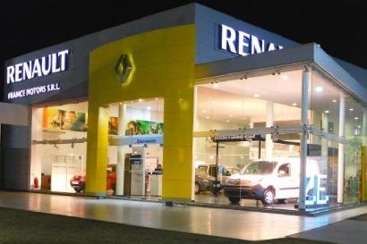 Renault suma nuevas áreas de cobertura de venta y post-venta de vehículos eléctricos