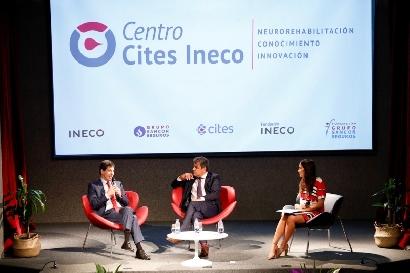 Se inaugura el flamante Centro CITES INECO