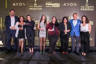 Fundación AVON celebró la 12ª edición del Premio Mujeres Solidarias