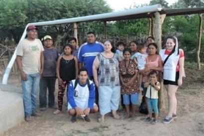 Grupo San Cristóbal, en apoyo a los Wichí - Tres Mandamientos