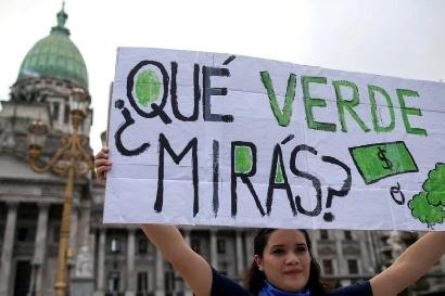 Argentina tiene su Ley de Presupuestos Mínimos de Cambio Climático