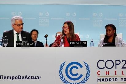 La COP25: otra oportunidad perdida