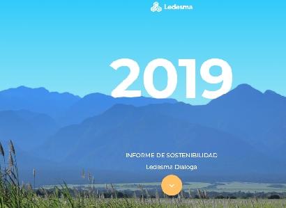 Ledesma presenta su nuevo reporte de sustentabilidad