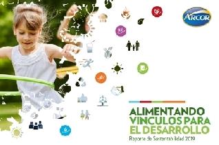 Grupo Arcor publicó su 15° Reporte de Sustentabilidad