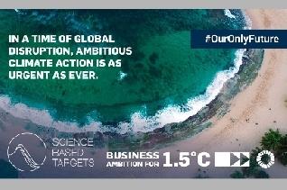 155 multinacionales abogan por una mejor recuperación climática