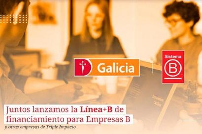 Llega Línea +B: financiamiento exclusivo para empresas de triple impacto