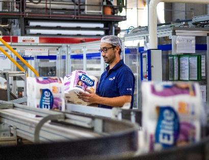Softys lanzó su estrategia de sustentabilidad para la región