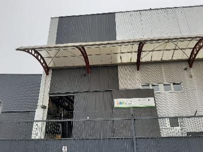 Inauguran un Polo Cooperativo en Tigre para la fabricación de productos reciclados