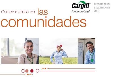 Fundación Cargill Argentina publicó su Reporte de Actividades 2019