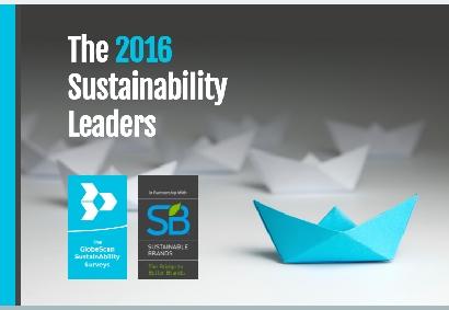 Los líderes de sustentabilidad 2016