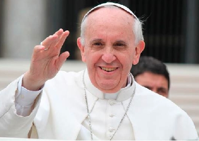 Visita Papal con sello sustentable