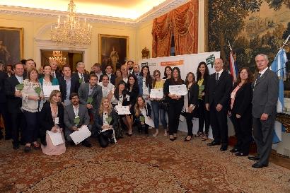 """Se anunciaron los ganadores del """"Premio CCAB al Liderazgo Sostenible"""""""