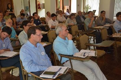 Ledesma presentó un seminario internacional sobre biodiversidad