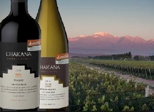 Bodega Chakana afianza su camino hacia los vinos orgánicos y el comercio justo