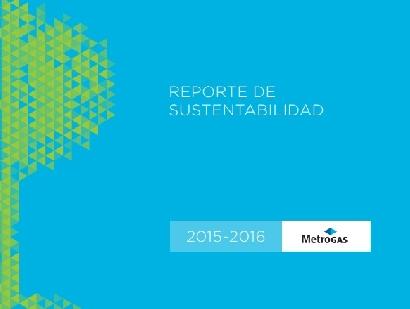 MetroGAS presentó su primer Informe de Sustentabilidad